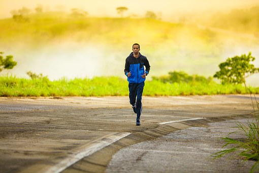 course à pied ou vélo d'appartement et marathon ardeche