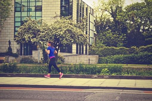 course à pied quand s'étirer marathon vannes
