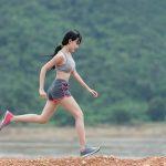 x bionic running course à pied pour marathon france