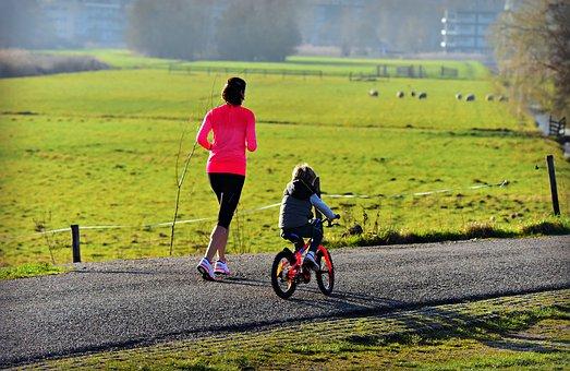 prise de poids avec course à pied pour footing jambes lourdes
