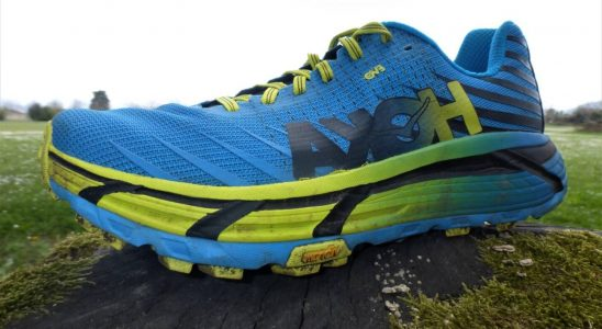 HOKA ONE ONE Evo Mafate  – Trail