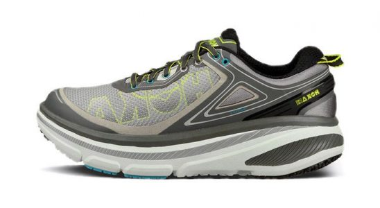 HOKA ONE ONE Bondi 6  – Footing