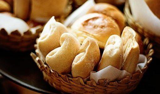 Calories du pain de genes, la valeur nutritionnelle et vertues pour la santé