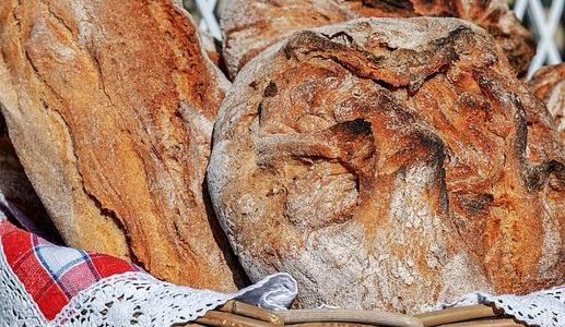 Calories du pain focaccia, la valeur nutritionnelle et vertues pour la santé