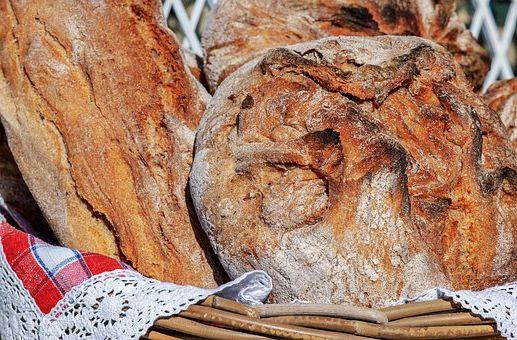 Calories du pain gain, chiffres nutritionnelle et vertues pour la santé