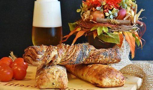Calories du pain de seigle, la valeur nutritionnelle et bénéfices pour la santé