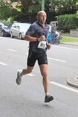 course à pied douleur genoux : footing reprise