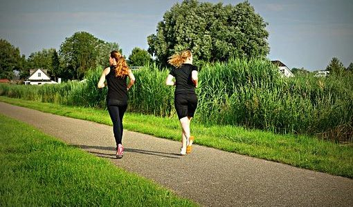 course à pied vaucluse pour footing landerneen