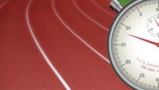 Manger et faire de l'exercice pour brûler plus de graisse  – Footing